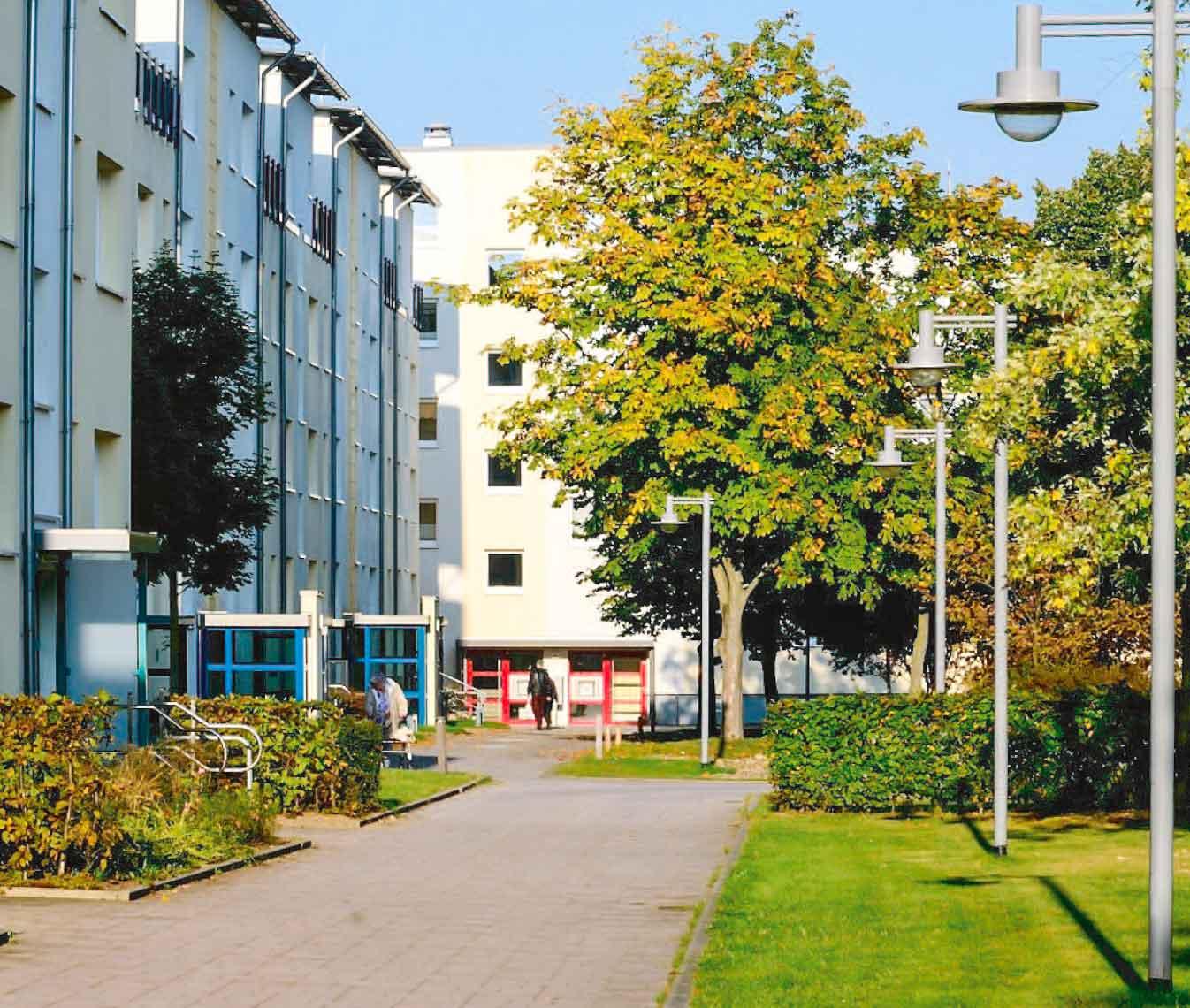 Schwerin – Vidiner und Tallinner Straße
