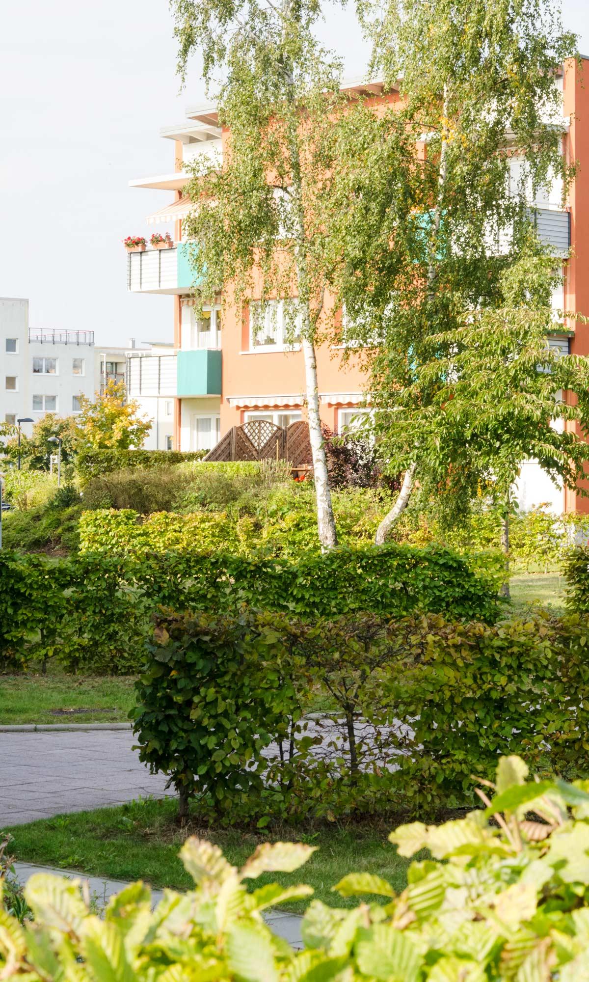 WGS - Wohnungsgesellschaft Schwerin mbH